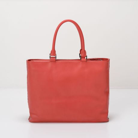 BUSINESS TOTE  MITSUHIDE-RED-