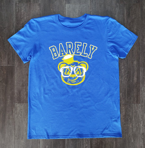 Men's Barely Logo Tee