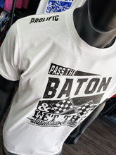 "Barely ""Pass The Baton"" Tee"