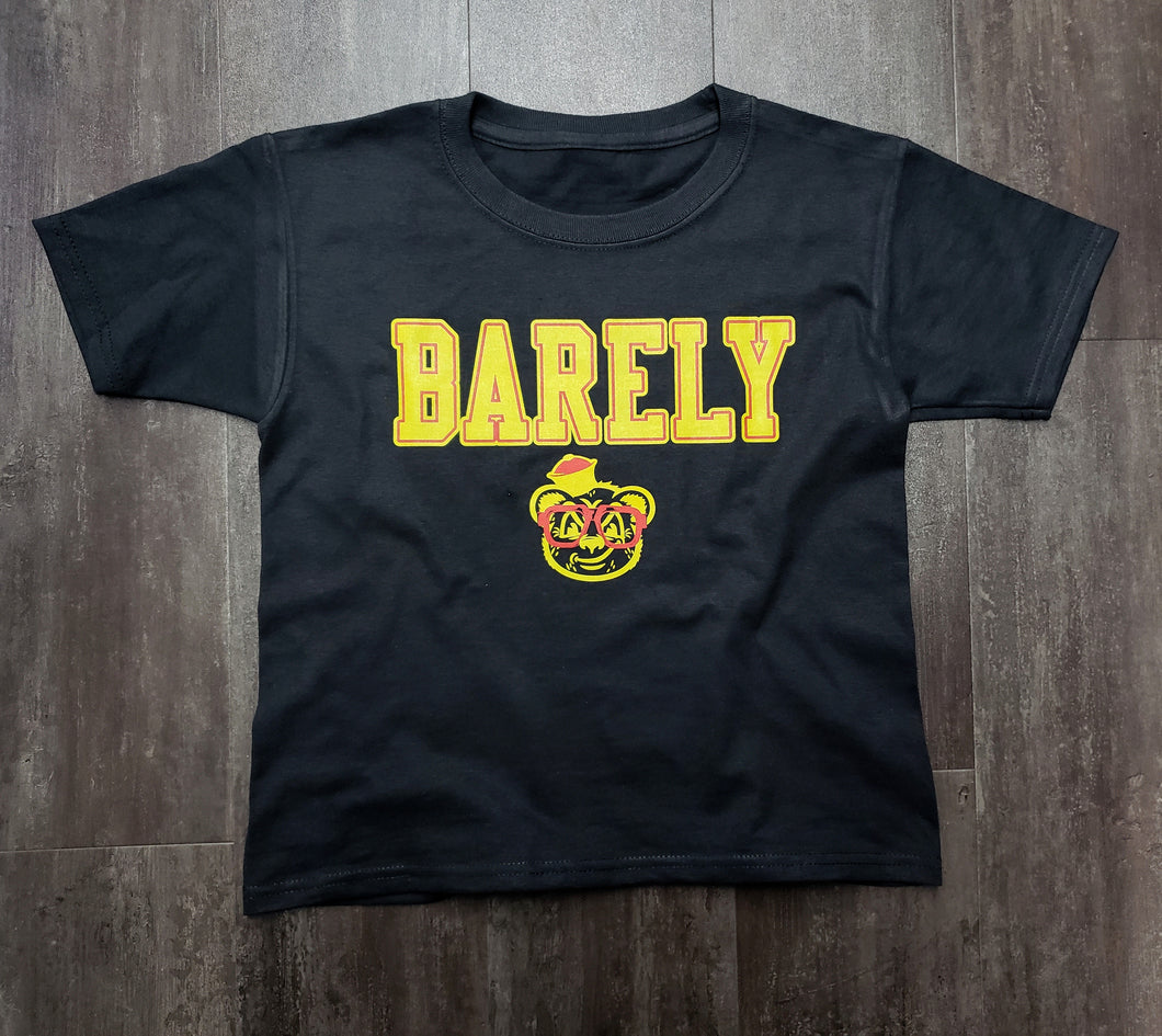 Barely Youth Logo Tee