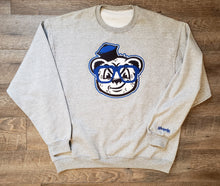 "Barely ""Big Head"" Logo Crew Neck Sweatshirt"