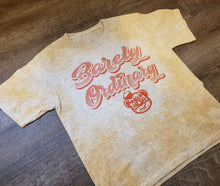 "Barely Youth ""Spotted Logo Color Blast"" Tee"
