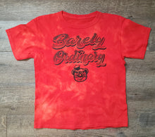 "Barely Youth ""Bleached Spotted Logo"" Tee"