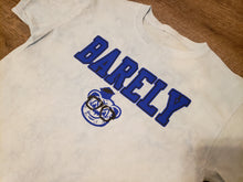 "Barely Youth Logo Tee ""Faint Blue"""