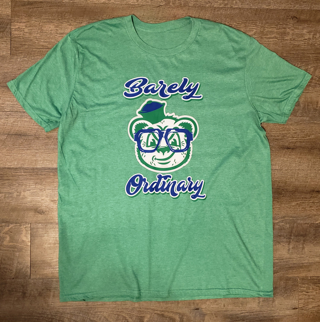 Barely Big Face Logo Tee