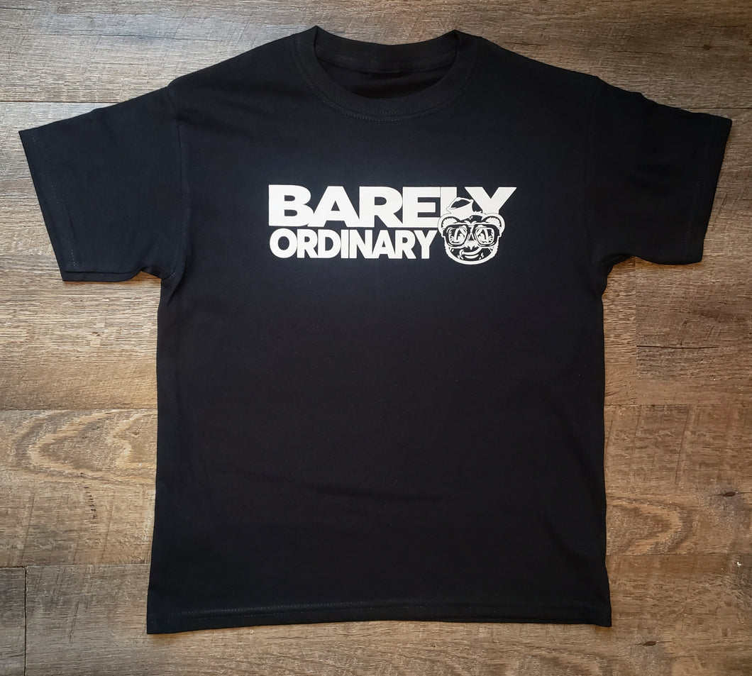 Barely Youth Bumper Sticker Logo Tee
