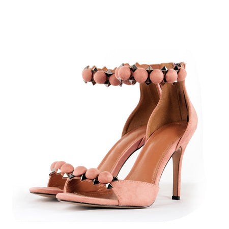 Women Open Toe Gladiator Heels
