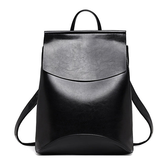 High Quality Youth Leather Backpacks