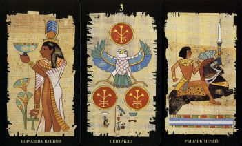 Egyptian Tarot Card Reading
