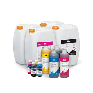 Pigment Ink for HP DesignJet, OfficeJet Pro and Hp PageWide Pro Printers 4 Colours Pack