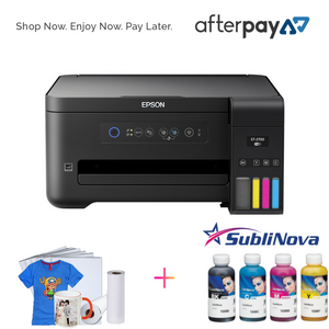 EPSON EcoTank ET-2700 A4 Printer with Sublimation Ink SubliNova Smart