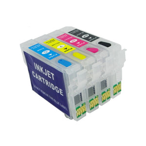 Easy-to-refill Cartridge Pack for EPSON (200, 200XL) - InkTec Australia