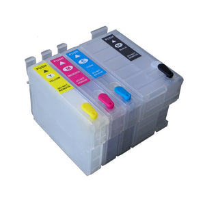 Easy-to-refill Cartridge Pack for EPSON (252, 252XL, 254XL) - InkTec Australia