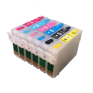 Easy-to-refill Cartridge Pack for EPSON (81N/82N) - InkTec Australia