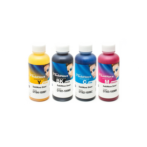 Dye Sublimation Ink SubliNova Smart for Epson Printers 4 Colours Pack - InkTec Australia
