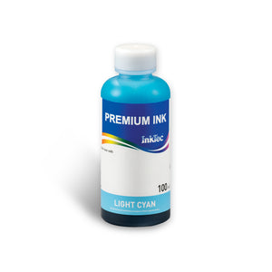 Refill Ink Bottle for HP 02 Light Cyan Dye - InkTec Australia