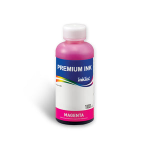 Refill Ink Bottle for HP 75, 93, 95, 97, 110 Magenta Dye - InkTec Australia