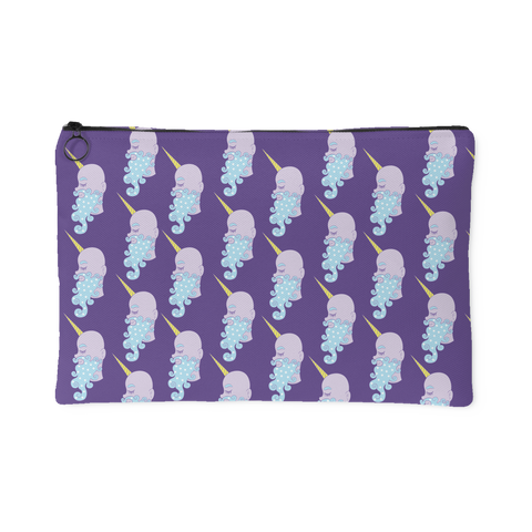 Unicorn Star Beard Pouch