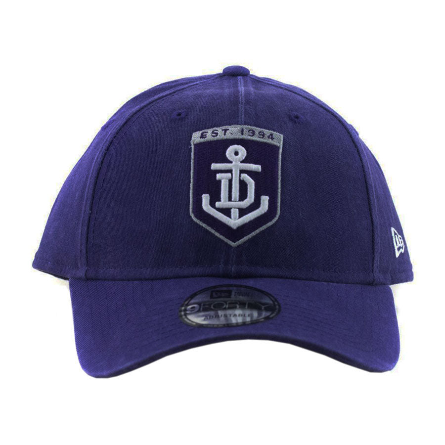 NEW ERA - 940 CS FREMANTLE DOCKERS AFL FOOTBALL CAP