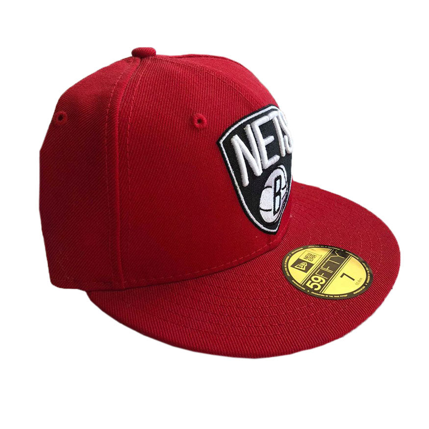 NEW ERA - 5950 NBA BROOKLYN NETS FITTED CAP