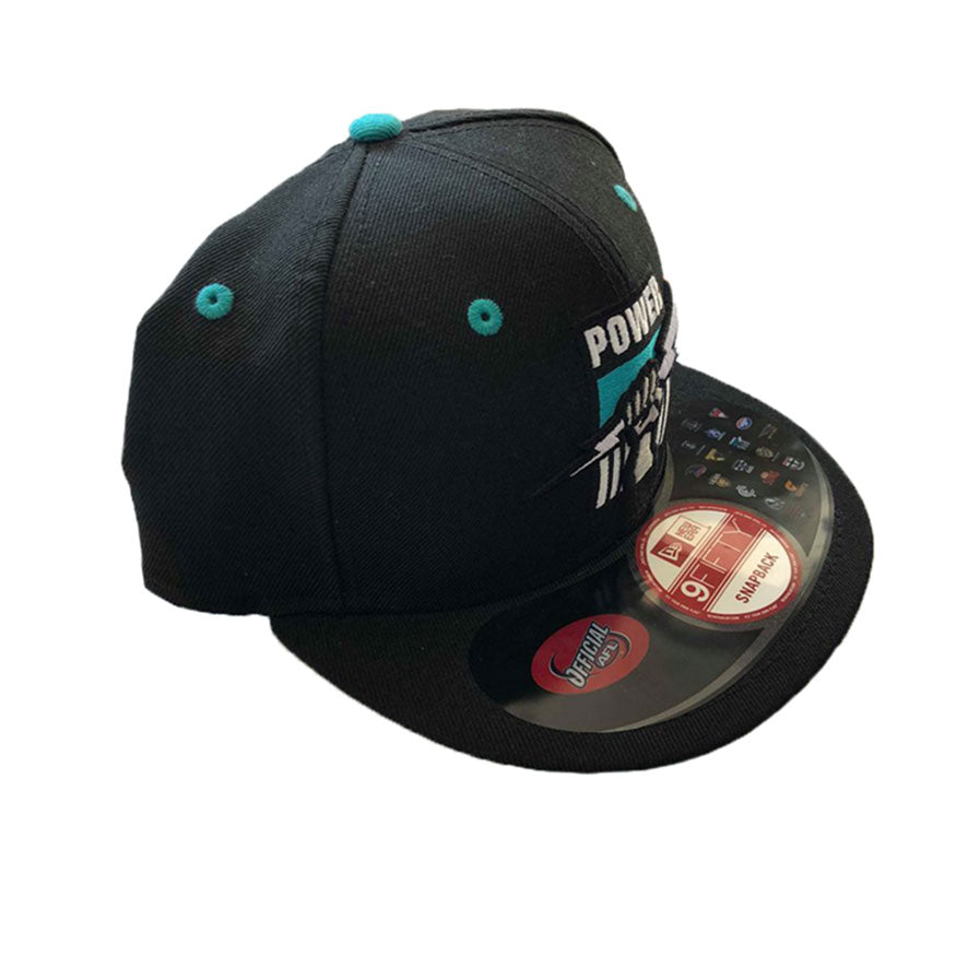 NEW ERA - PORT ADELAIDE POWER AFL 950 SNAP BACK CAP