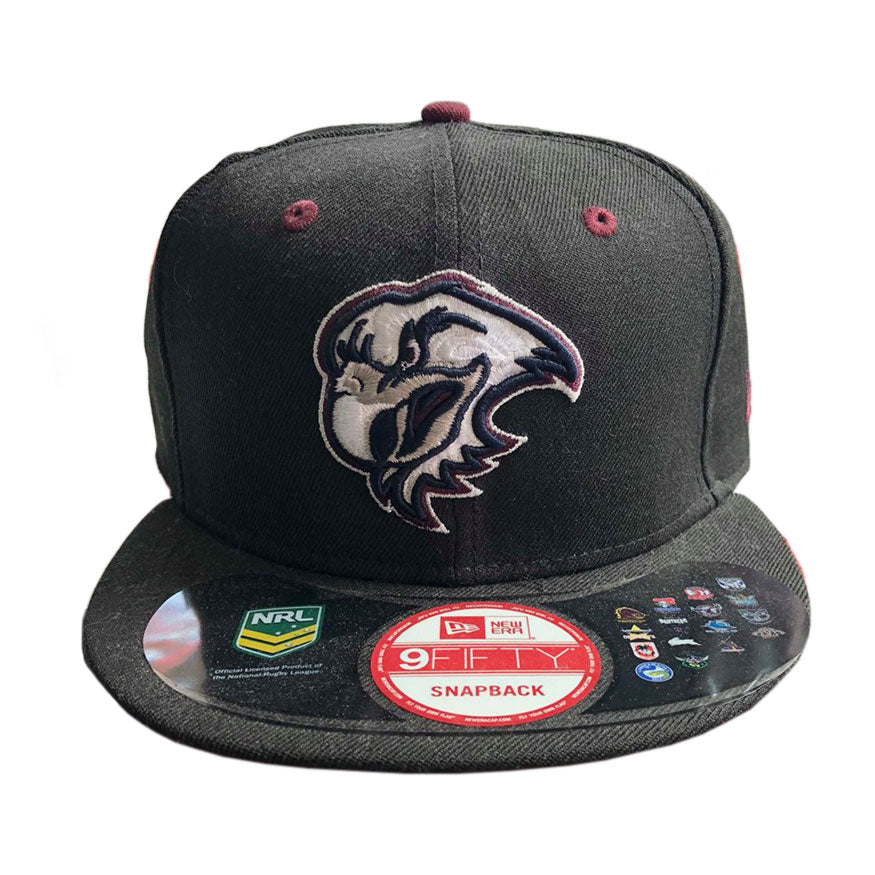 NEW ERA - MANLY WARRINGAH SEA EAGLES NRL 950 SNAP BACK CAP