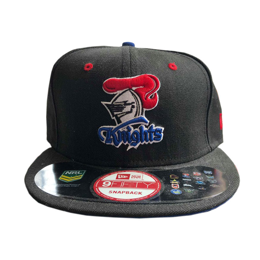 NEW ERA - NEWCASTLE KNIGHTS NRL 950 SNAP BACK CAP