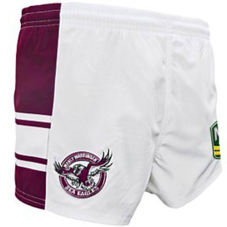 ISC - MANLY SEA EAGLES NRL SUPPORTER SHORTS
