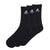 ADIDAS - 3 STRIPES PERFORMANCE CREW SOCKS (3 PAIRS)