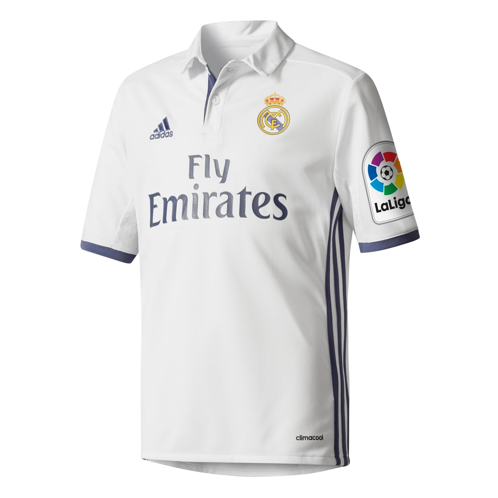 ADIDAS - REAL MADRID FC REPLICA YOUTH HOME JERSEY - Sportpower ... 4299a7dee