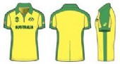 ASICS - REPLICA AUST CWC19 SHIRT - YOUTH