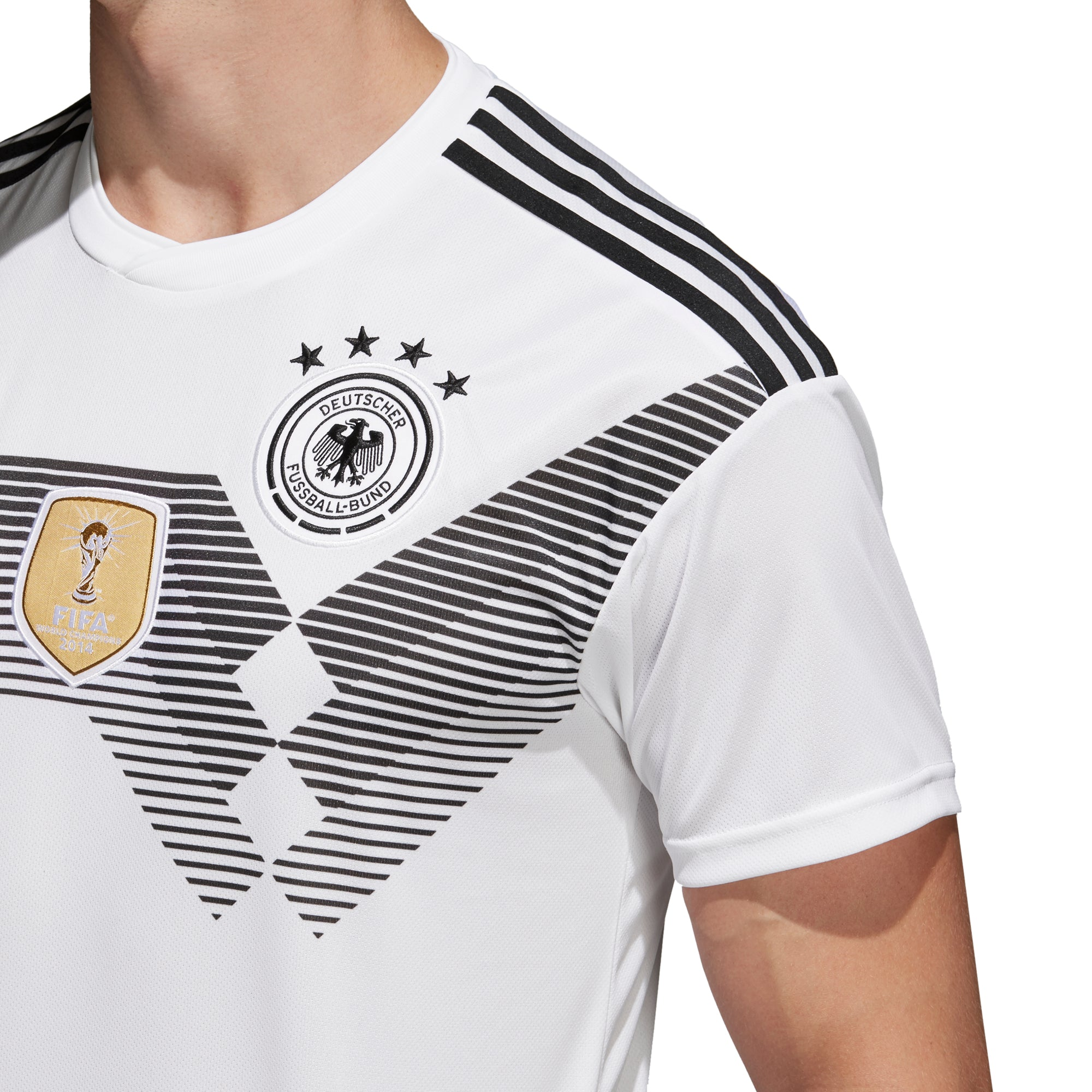 Adidas World Cup 2018 Home Jersey Argentina Germany Spain Fashion Big Size T Shirt 3xl