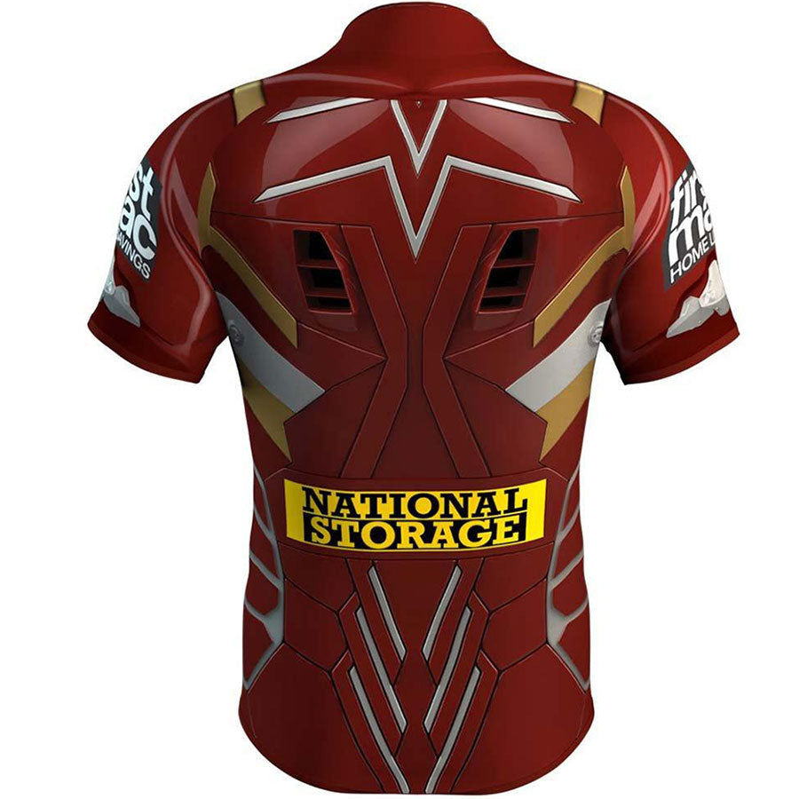 ISC - YOUTH MARVEL JERSEY  (BRONCOS, COWBOYS, STORM, ROOSTERS)