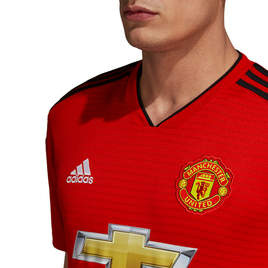 ADIDAS - 2018/ 2019 MANCHESTER UNITED HOME JERSEY