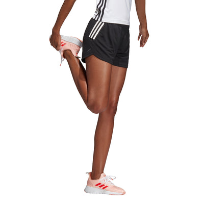 ADIDAS - DESIGN TO MOVE 3 STRIPES KNIT SHORTS