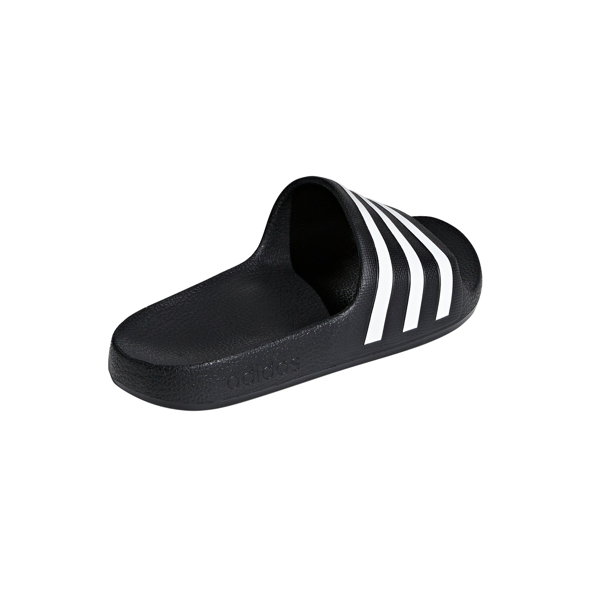 official photos 7c646 aff2e adidas adilette aqua black shoes