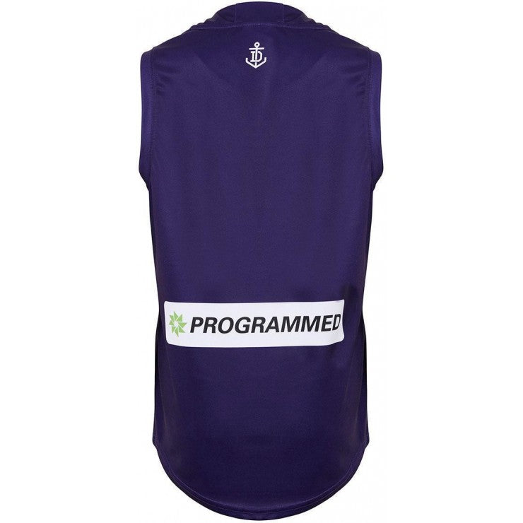 ISC - FREMANTLE DOCKERS ADULT HOME REPLICA JERSEY