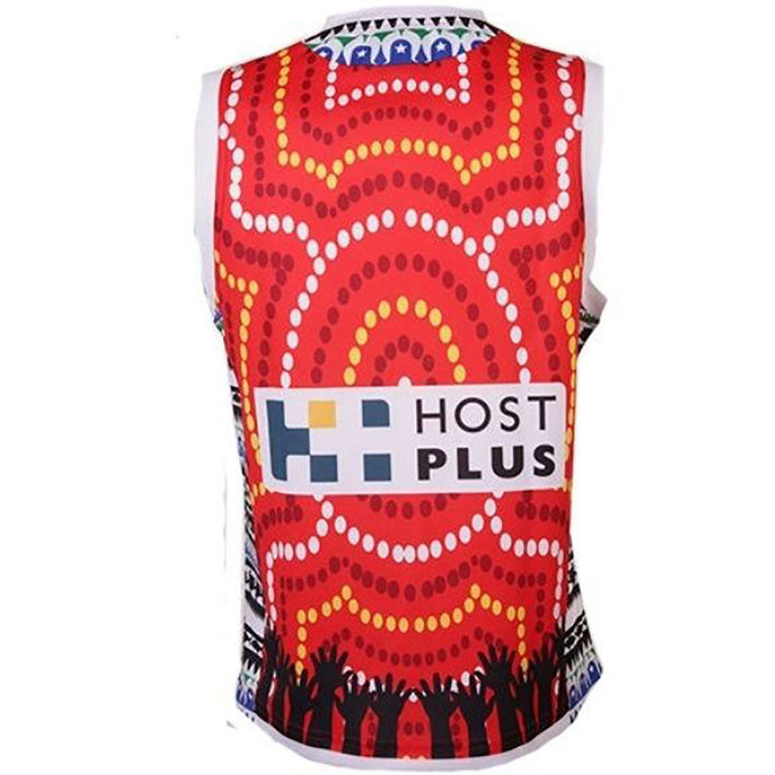 BLK - GOLD COAST SUNS AFL JERSEY (INDIGENOUS & CLASH)