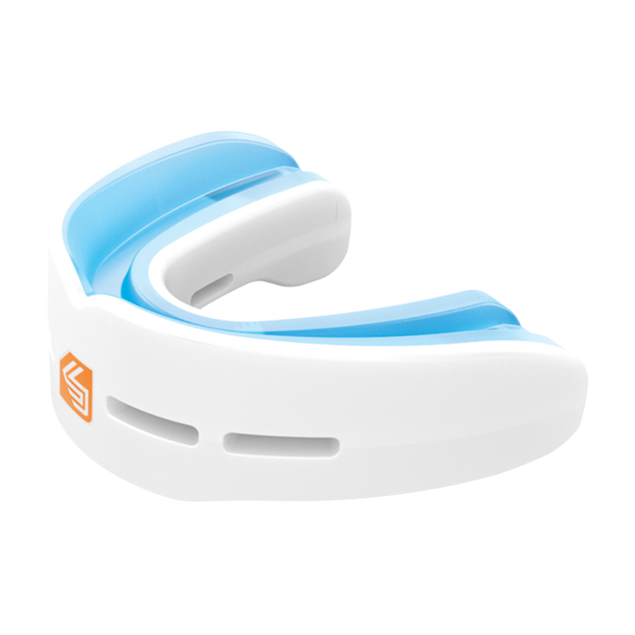 SHOCK DOCTOR - GEL NANO DOUBLE FIGHT MOUTH GUARD