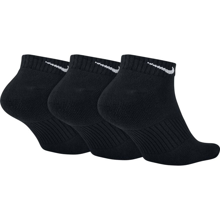 NIKE - DRI FIT PERFECT CUSHION LOW TRAINING SOCK - 3 PAIR