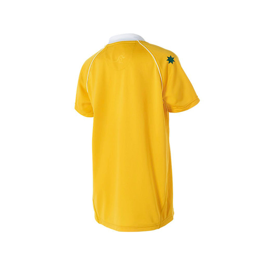 ASICS - YOUTH WALLABIES REPLICA JERSEY