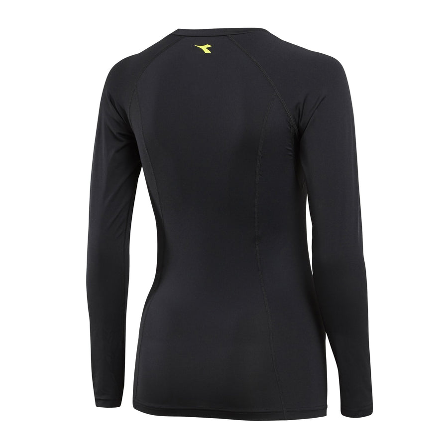 DIADORA - WOMENS COMPRESSION LONG SLEEVE TEE