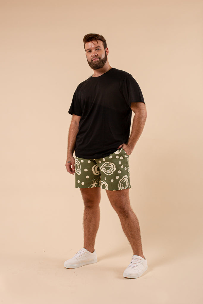 Man shorts - Marlingu (oysters)
