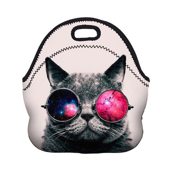 Toxic Kitty Picnic Bag