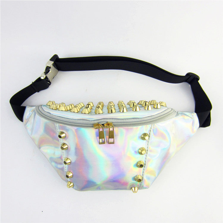 Unicorn Transparent Fanny Pack