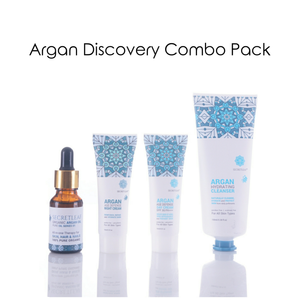 Argan Discovery Combo Pack - Secretleaf Skin Beauty