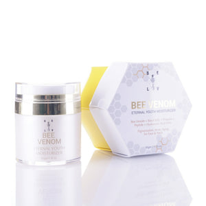 Bee Liv Bee Venom Eternal Youth Moisturizer 50gm - Secretleaf Skin Beauty