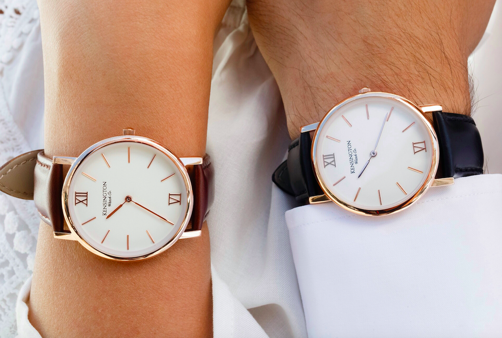 His & Hers - the unisex Regency
