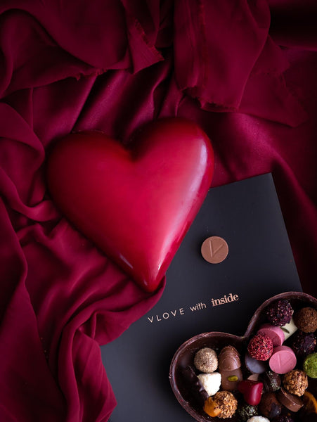 Love Heart Chocolate