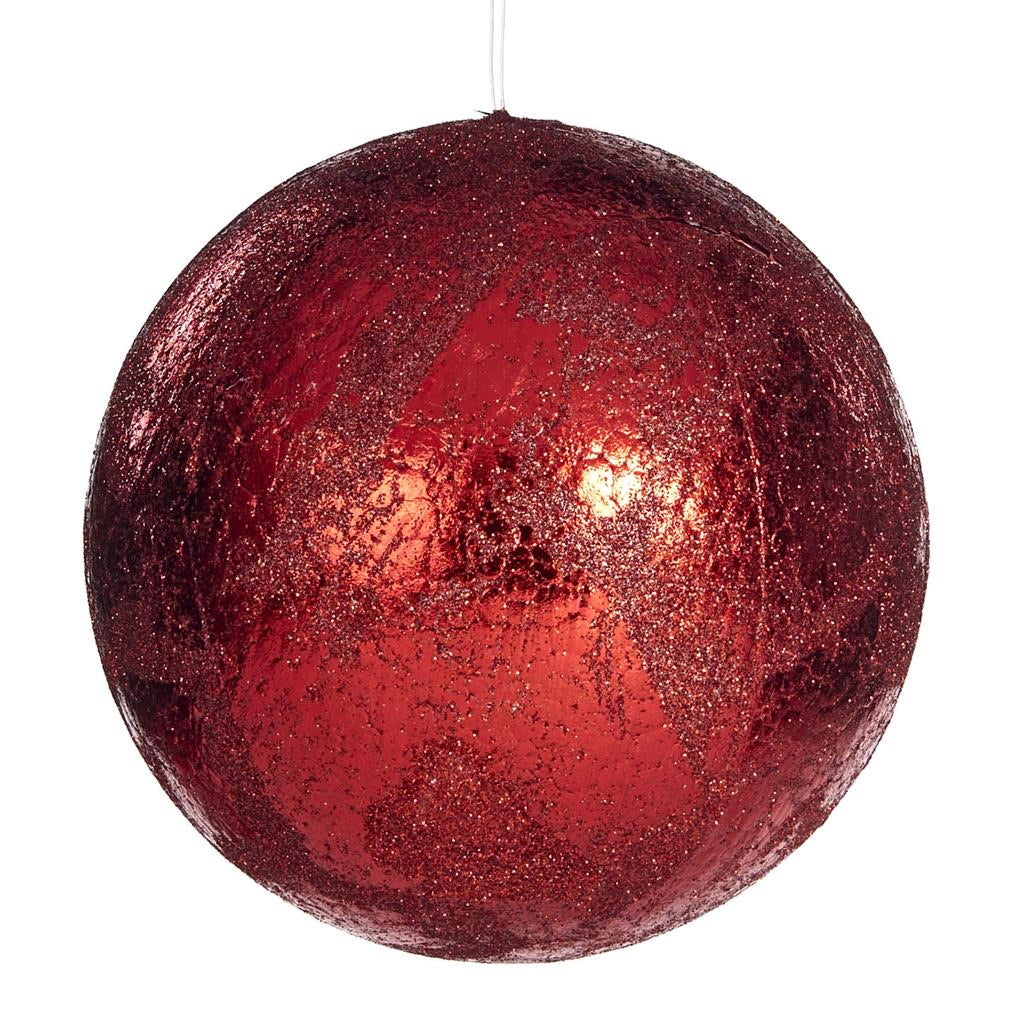 METALIC BALL RED - A 54138